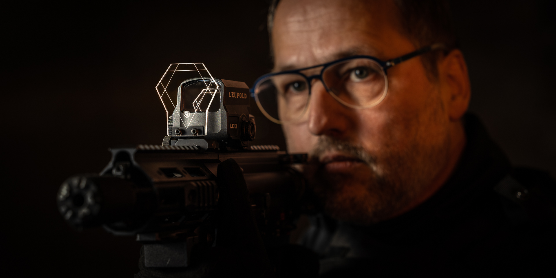 Black Lion Sight Guards protector for reddot